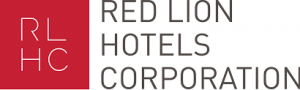 Red lion hotels logo